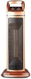 Radiador eléctrico MAHZONG Calentadores domésticos, Ahorro de energía Vertical, Calentamiento rápido, Sacudida de la Cabeza, baño a Prueba de Agua, Seguro y silencioso -2000W
