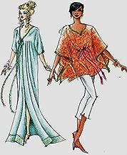 Versatile Hawaiian Caftan/Tunic Sewing Pattern #315
