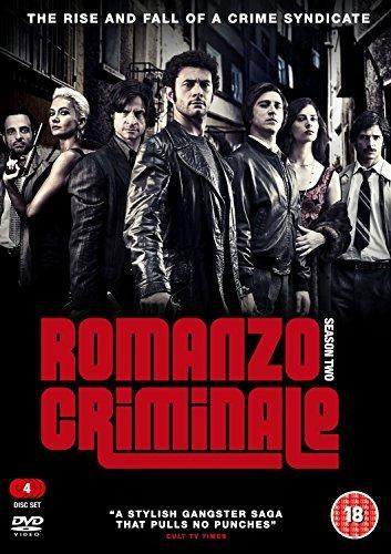Romanzo Criminale: Season 2 [DVD]