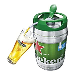 Heineken Cervezas rubias - 5000 ml