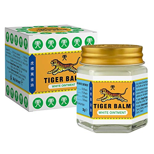 Tiger Balm, 30 g, White