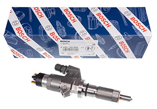 Bosch Automotive 0445120008 LB7 Genuine Replacement Injector for 2001-2004.5 Duramax