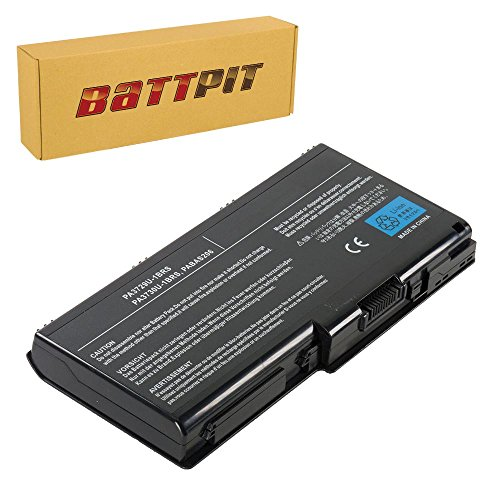 Battpit Laptop/Notebook Battery Replacement for Toshiba Qosmio X505-Q830 (8800mAh / 95Wh)