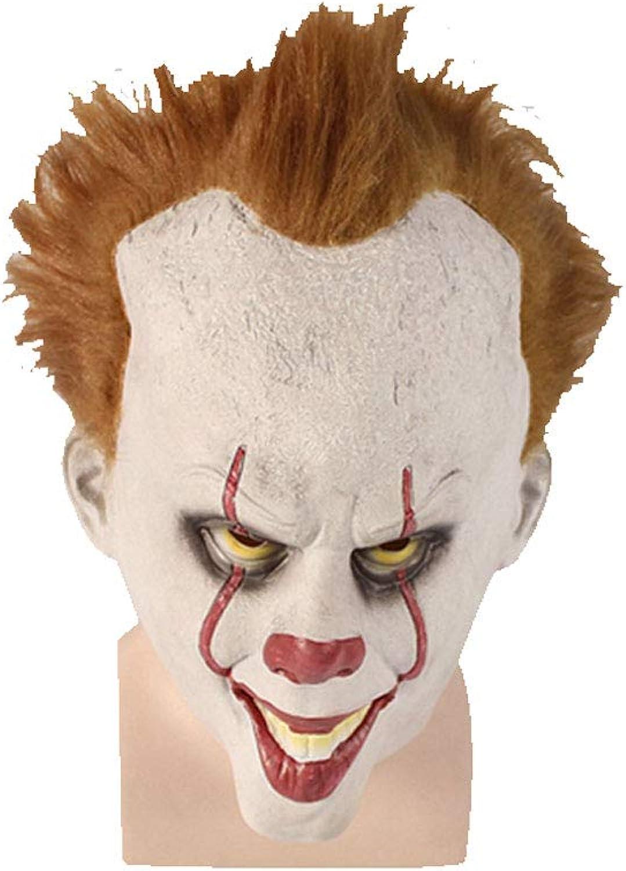 Clown Maske Clown Halloween Horror Clown Maske B07H3N86R3 Qualität und Verbraucher an erster Stelle  | Optimaler Preis