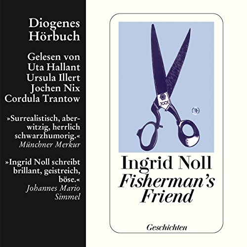 Fisherman's Friend audiobook cover art