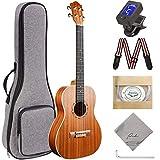 Best Baritone Ukuleles - Ranch Baritone Ukulele 30 inch Professional ukelele Instrument Review