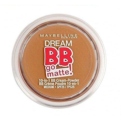 mächtig Mabelin Dream BB Gomat 10 in 1 BB Cremepulver 11g SPF25 – Mittel