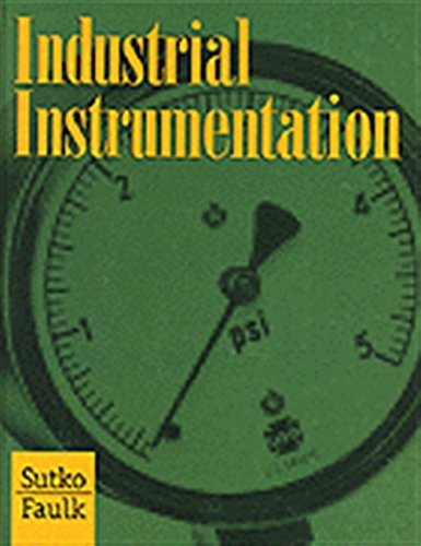 Download Industrial Instrumentation (Iu-Mechanical Technology) 0827361254