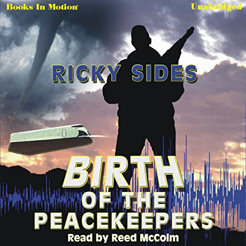 Birth of the Peacekeepers  audiobook cover art