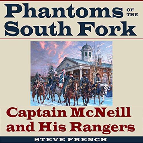 『Phantoms of the South Fork』のカバーアート