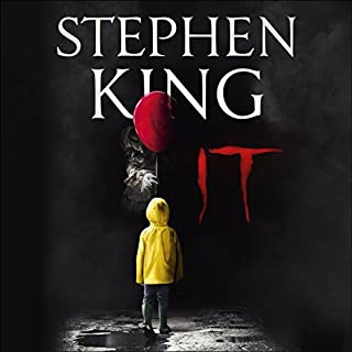 It                   By:                                                                                                                                 Stephen King                               Narrated by:                                                                                                                                 Steven Weber                      Length: 44 hrs and 53 mins     1,074 ratings     Overall 4.7