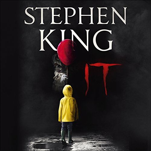 It                   By:                                                                                                                                 Stephen King                               Narrated by:                                                                                                                                 Steven Weber                      Length: 44 hrs and 53 mins     180 ratings     Overall 4.6