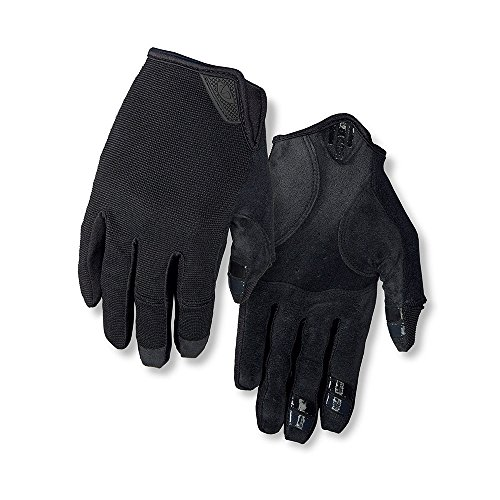 Giro DND Men's Mountain Cycling Gloves - Black (2020), Large