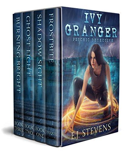 Featured Fantasy: Ivy Granger Psychic Detective Box Set by E.J. Stevens