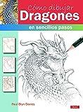 Cómo dibujar. Dragones en sencillos pasos
