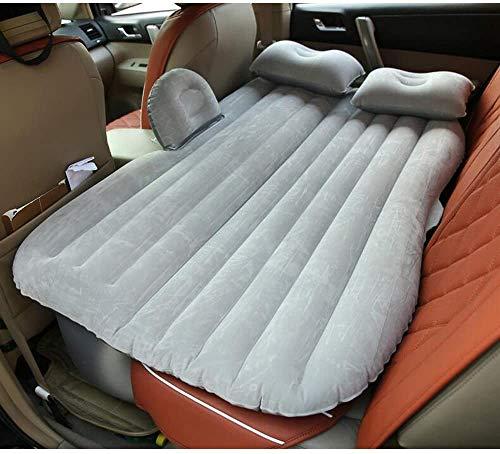 SEAFON colchón Inflable de Viaje de Aire para Asiento Trasero de la Cama, colchón de Coche portátil de Calidad Premium con 2...