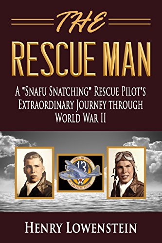 Book: The Rescue Man - A by Henry Lowenstein