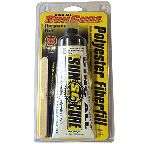 Sun Cure Fiberfill Repair Kit