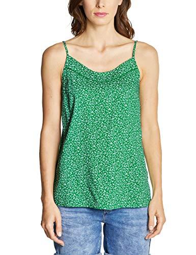 Street One Damen 341525 Bluse, Pure Green, (Herstellergröße:42)
