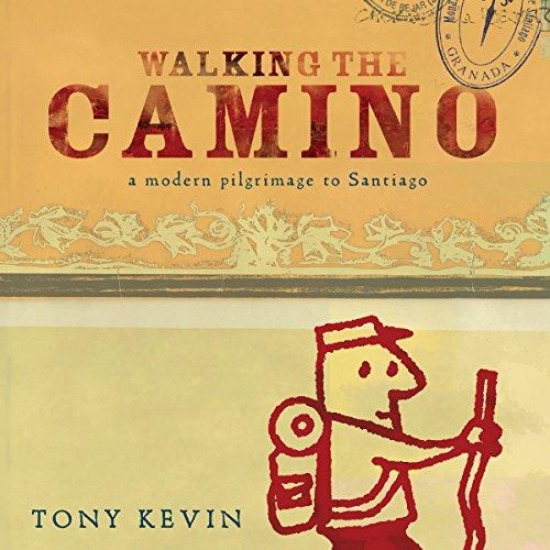 Walking the Camino audiobook cover art