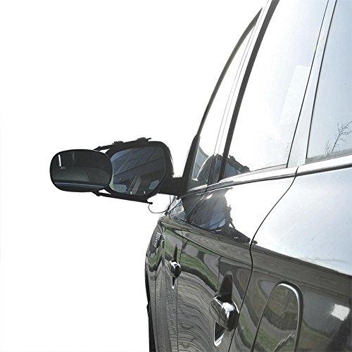 Caravanspiegel,Aufsteckspiegel,Wohnwagenspiegel,Wohnwagen,universal für PKW