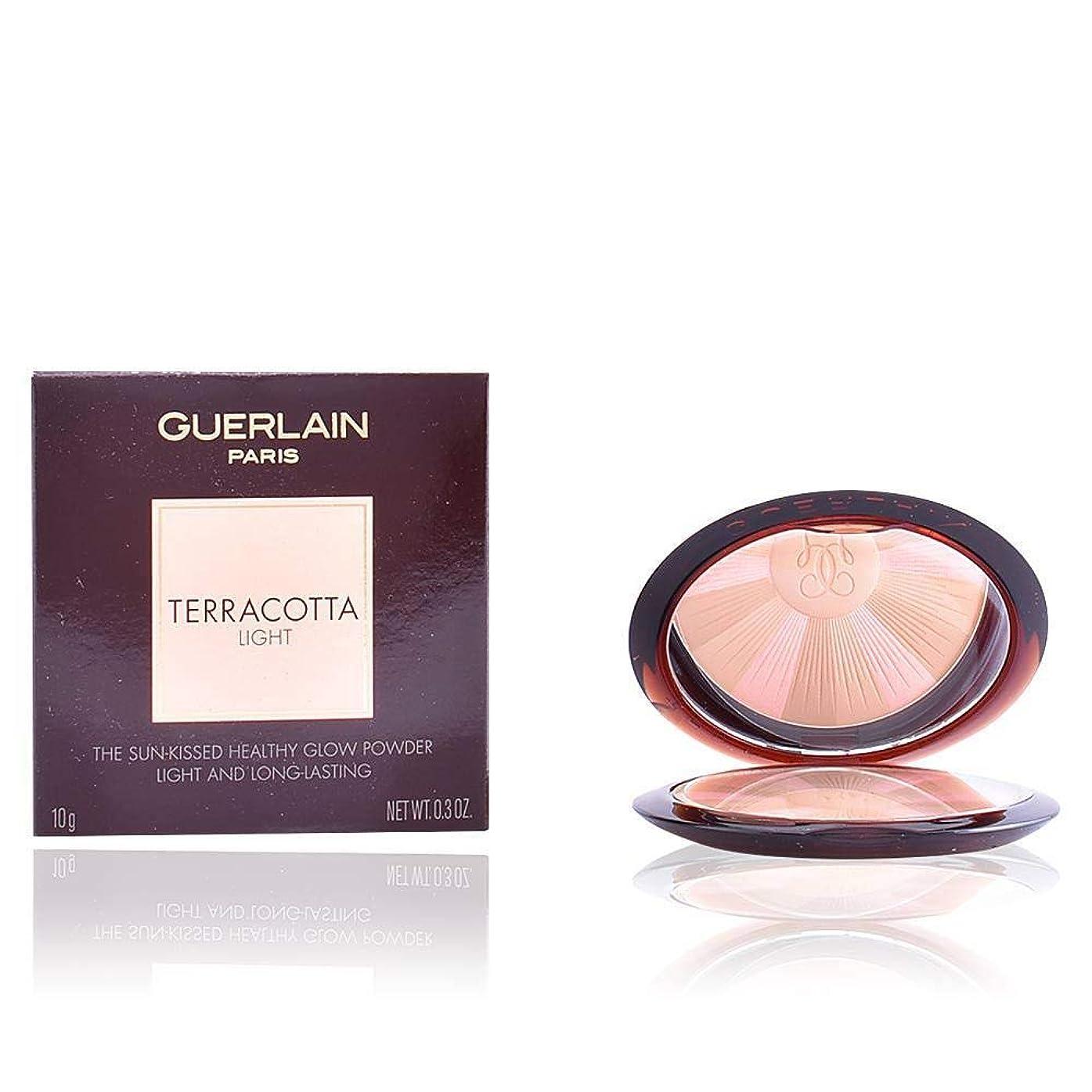 パイロットサスペンション選出するゲラン Terracotta Light The Sun Kissed Healthy Glow Powder - # 03 Natural Warm 10g/0.3oz並行輸入品