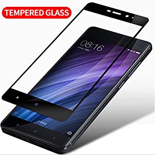 GHQQ 2pcs HD Full Cover Tempered Glass For Xiaomi Redmi 4 4X Note 4 4x For MI 5 5C 5s 5s plus 6 For redmi 4A 5A Waterproof...