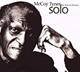 "album cover: McCoy Tyner ""Solo: Live From San Francisco"""