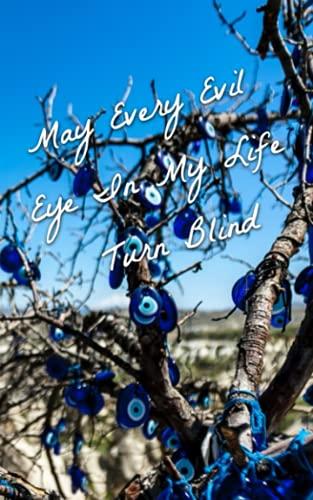 Evil Eye Gratitude Journal | Affirmations | Evil Eye Protection | Daily...