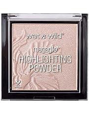 Wet n Wild MegaGlo Highlighting Powder (Blossom Glow) - Iluminador en Polvo con efecto Brillo - 1 unidad