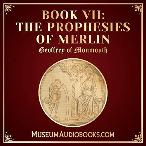 The Prophesies of Merlin cover art