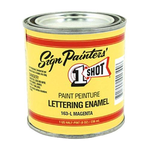 Preisvergleich Produktbild 1 Shot 'Magenta 163-L ' 236 ml Linierfarbe