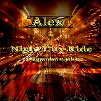 Night City Ride (Paganini 24th)