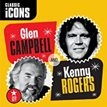 ICONS (Glen Campbell / Kenny Rogers) by Kenny Rogers (2011-02-15)