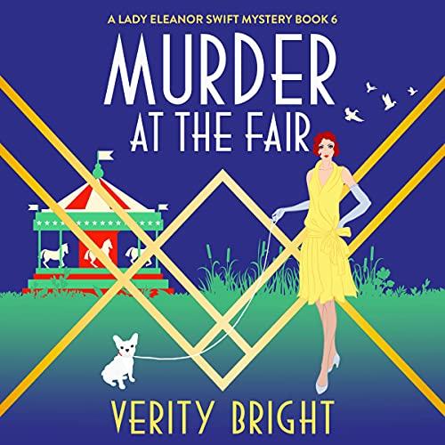 『Murder at the Fair』のカバーアート
