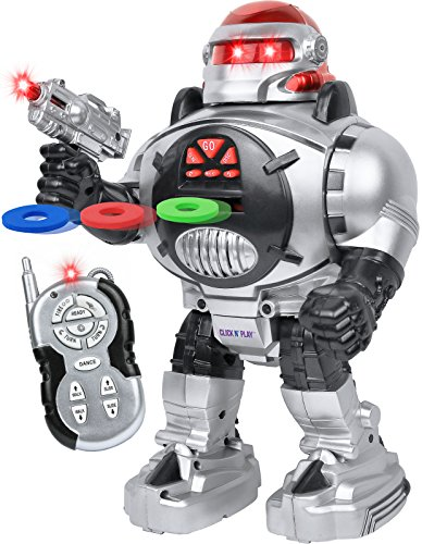 in budget affordable Click N'Play Remote Control Robot for Kids