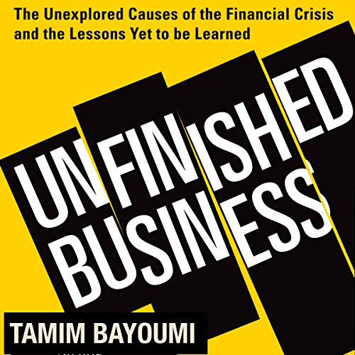 Unfinished Business Audiobook By Tamim Bayoumi cover art