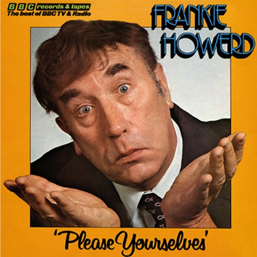 Frankie Howerd audiobook cover art