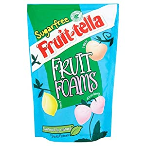 fruittella sugar free fruit foams pouch 80 g (pack of 14) Fruittella Sugar Free Fruit Foams Pouch 80 g (Pack of 14) 51LWysFivNL