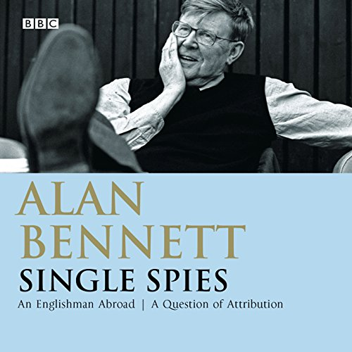 Alan Bennett: Single Spies cover art