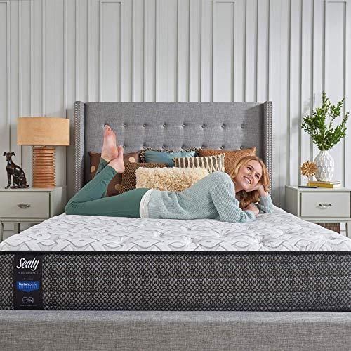 sealy most comfortable mattresses Sealy Response Performance11.5-InchPlushTight Top Mattress, Full, White