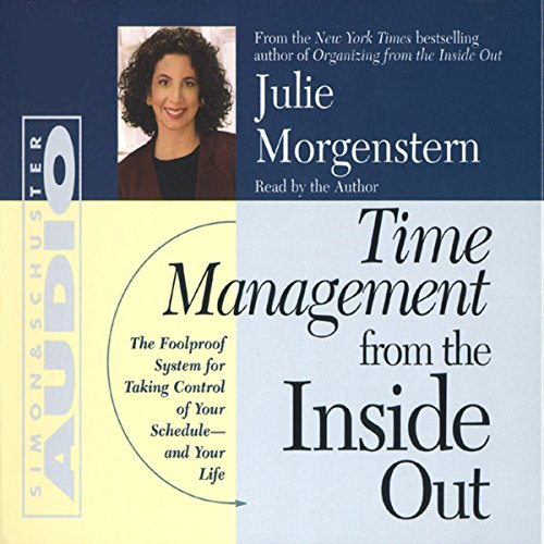 Time Management from the Inside Out Titelbild