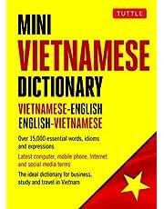 Mini Vietnamese Dictionary: Vietnamese-English / English-Vietnamese (Tuttle Mini Dictionary)