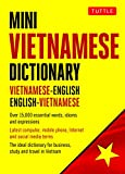 Mini Vietnamese Dictionary: Vietnamese-English / English-Vietnamese Dictionary (Tuttle Mini Dictionary) - Phan Van Giuong