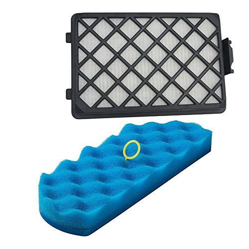 HUANGDA Accessoires pour Aspirateur Kit de filtres for Samsung DJ97-01670B SC8810 SC8813 Series Pièces détachées Aspirateur Remplacement