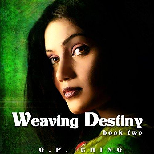 Weaving Destiny audiobook cover art