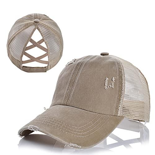 Sombrero Gorra De Béisbol Clásico Gorra De Béisbol para Hombre, Gorra con Snapback Completa, Gorra DeCamionero con Co