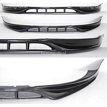 DTM-Edition Frontsto/ßstange RDX Frontspoiler VARIO-X A4 8E B7 Frontlippe Front Ansatz Vorne Spoilerlippe