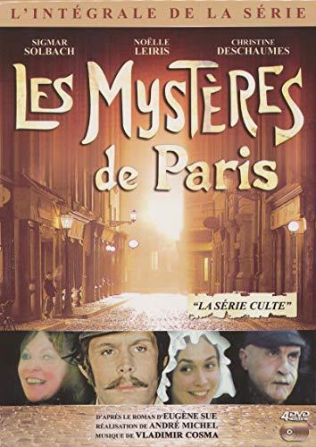 Les Mystères de Paris (1980) -intégrale (Coffret 4 DVD)