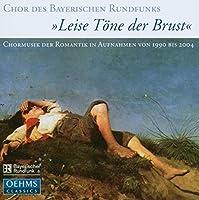 ブラームス:「5つの歌 Op.104」「3つの歌 Op.42より第3番」/メンデルスゾーン:「6つの歌 Op.59 より第5&6 番」「最初の春の日Op.48 より第5 番」他